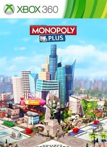 Carátula del juego MONOPOLY PLUS