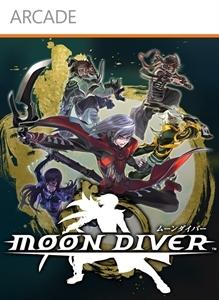 Carátula del juego MOON DIVER