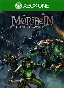 Carátula del juego Mordheim: City of the Damned
