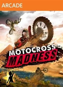 Carátula del juego Motocross Madness