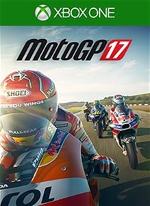 Carátula del juego MotoGP™17