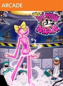 Carátula del juego Ms. Splosion Man