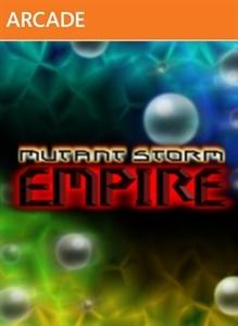 Carátula del juego Mutant Storm Empire