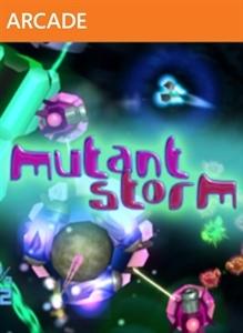 Carátula del juego Mutant Storm Reloaded