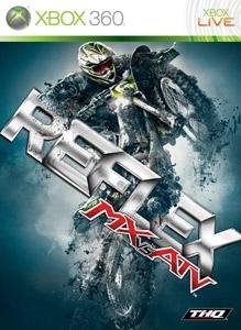 Carátula del juego MX vs. ATV Reflex