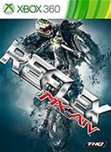 Carátula del juego MX vs ATV Reflex