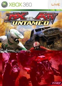 Carátula del juego MX vs. ATV Untamed