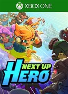 Carátula del juego Next Up Hero
