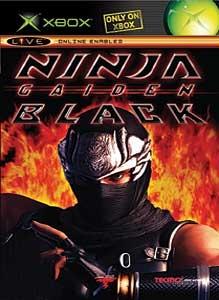 Carátula del juego Ninja Gaiden Black