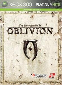 Carátula del juego Oblivion