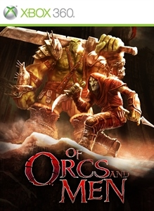 Carátula del juego Of Orcs and Men