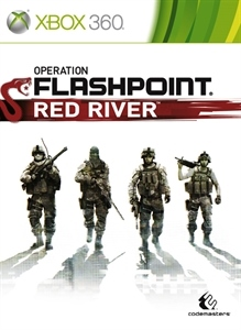 Carátula del juego Operation Flashpoint: Red River