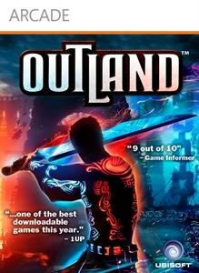 Carátula del juego Outland