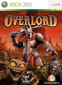 Carátula del juego Overlord