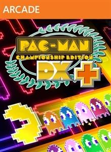 Carátula del juego PAC-MAN CE DX+