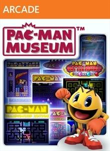 Carátula del juego PAC-MAN MUSEUM