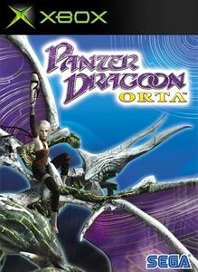 Carátula del juego Panzer Dragoon Orta