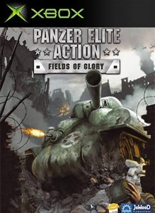 Carátula del juego Panzer Elite Action: Fields of Glory