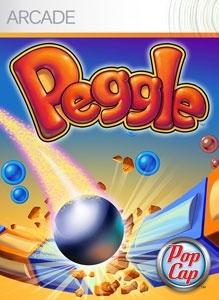 Carátula del juego Peggle