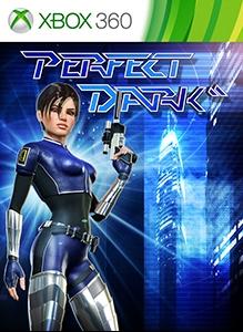 Carátula del juego Perfect Dark