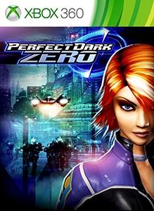 Carátula del juego Perfect Dark Zero