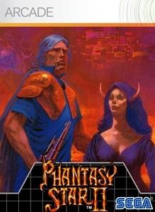 Carátula del juego Phantasy Star II