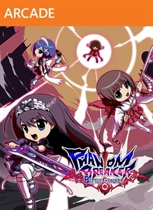 Carátula del juego Phantom Breaker: Battle Grounds