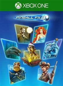 Carátula del juego Pinball FX3