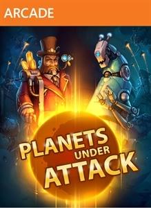 Carátula del juego Planets Under Attack