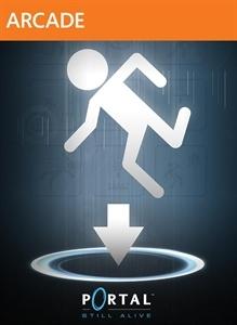 Carátula del juego Portal: Still Alive