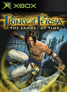 Carátula del juego Prince of Persia
