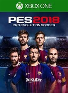 Carátula del juego PRO EVOLUTION SOCCER 2018