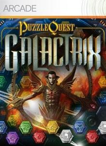Carátula del juego Puzzle Quest Galactrix