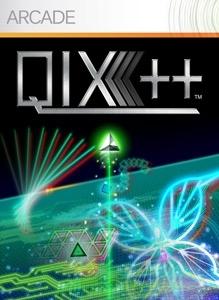 Carátula del juego QIX ++