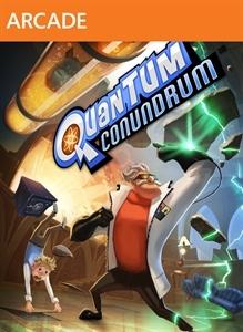Carátula del juego Quantum Conundrum