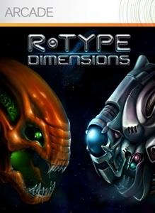 Carátula del juego R-Type Dimensions