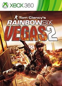 Carátula del juego Rainbow Six® Vegas 2