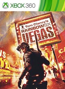 Carátula del juego Rainbow Six® Vegas