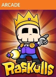 Carátula del juego Raskulls