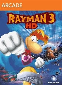 Carátula del juego Rayman 3 HD