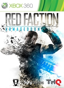 Carátula del juego Red Faction: Armageddon