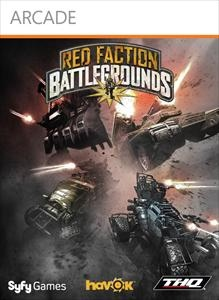 Carátula del juego Red Faction: Battlegrounds