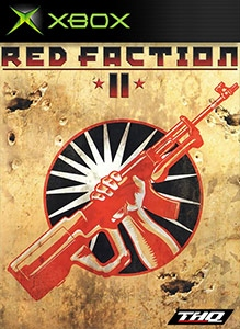 Carátula del juego Red Faction II