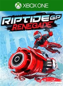 Carátula del juego Riptide GP: Renegade