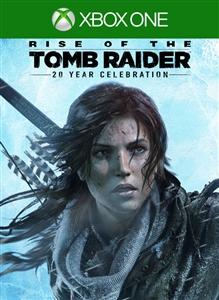 Carátula del juego Rise of the Tomb Raider: Edición 20 aniversario