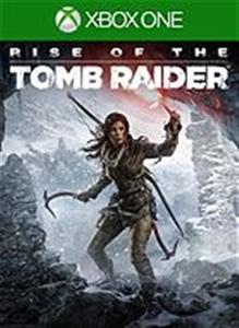 Carátula del juego Rise of the Tomb Raider