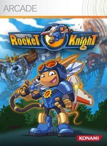 Carátula del juego Rocket Knight®