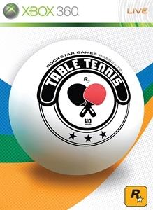 Carátula del juego Rockstar Table Tennis