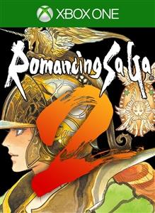 Carátula del juego Romancing SaGa 2