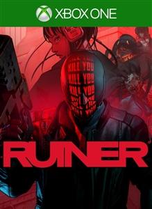 Carátula del juego Ruiner